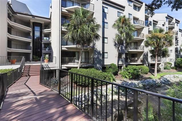 10 S Forest Beach Drive #104, Hilton Head Island, SC 29928 (MLS #405757) :: Coastal Realty Group
