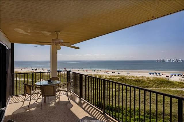 50 Starfish Drive #407, Hilton Head Island, SC 29926 (MLS #405782) :: Beth Drake REALTOR®