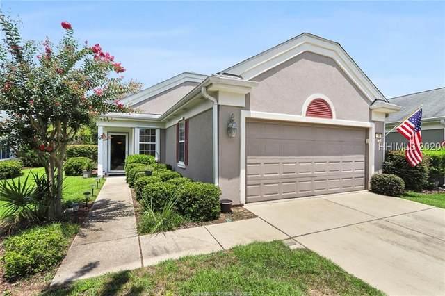 55 Basket Walk Dr, Bluffton, SC 29909 (MLS #405784) :: Hilton Head Dot Real Estate