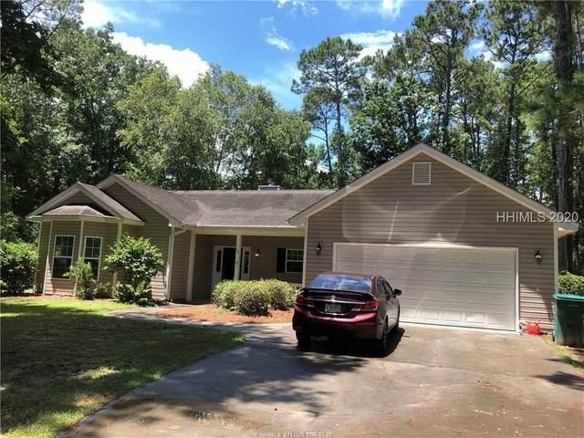 111 Wade Hampton Drive, Beaufort, SC 29907 (MLS #405800) :: The Alliance Group Realty