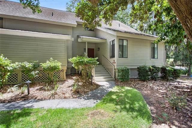 35 Carnoustie Road #50, Hilton Head Island, SC 29928 (MLS #405805) :: Southern Lifestyle Properties