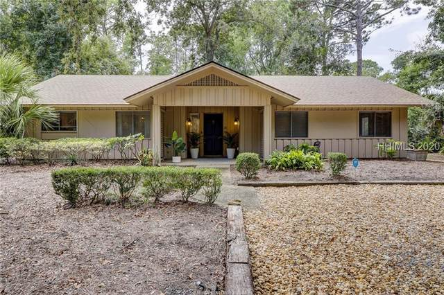 10 Donax Road, Hilton Head Island, SC 29928 (MLS #405808) :: The Alliance Group Realty