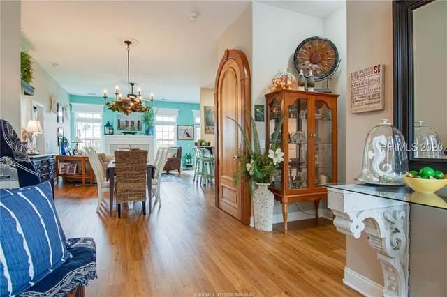 353 Hearthstone Drive, Ridgeland, SC 29936 (MLS #405810) :: Judy Flanagan
