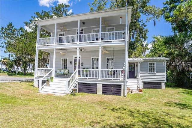 507 West Street, Beaufort, SC 29902 (MLS #405841) :: The Alliance Group Realty