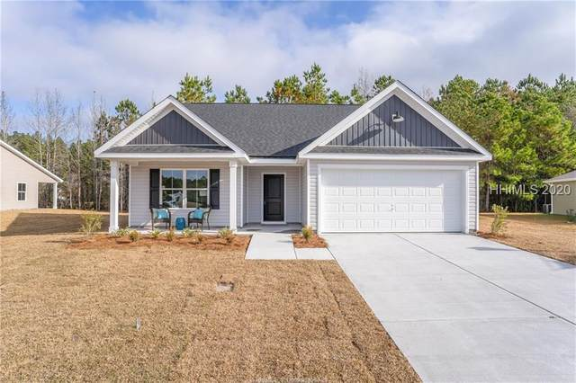 240 Red Pine Road, Ridgeland, SC 29936 (MLS #405847) :: Hilton Head Dot Real Estate