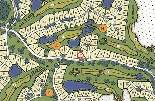 8 Hawthorne Road, Bluffton, SC 29910 (MLS #405859) :: Coastal Realty Group
