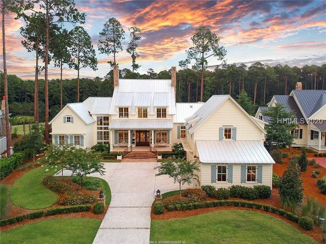 261 Waterfowl Road, Bluffton, SC 29910 (MLS #405865) :: Hilton Head Dot Real Estate