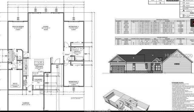 356 Fort Sullivan Drive, Ridgeland, SC 29936 (MLS #405874) :: Hilton Head Dot Real Estate