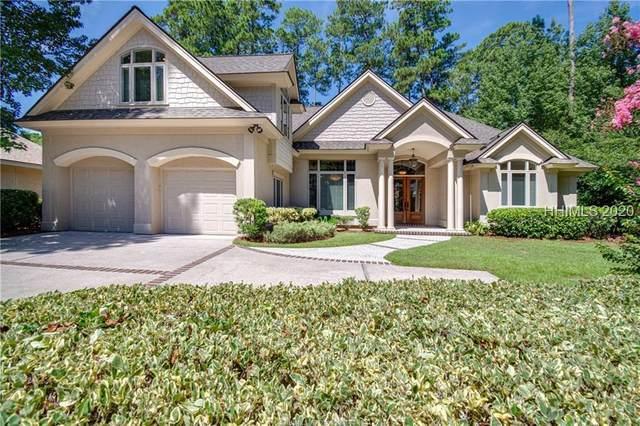16 Golden Hind Drive, Hilton Head Island, SC 29926 (MLS #405881) :: Hilton Head Dot Real Estate