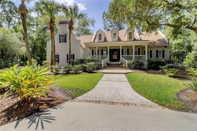 8 Duck Field Road, Hilton Head Island, SC 29928 (MLS #405890) :: Southern Lifestyle Properties
