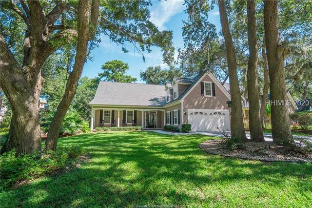 35 Tucker Ridge Court, Hilton Head Island, SC 29926 (MLS #405891) :: Judy Flanagan