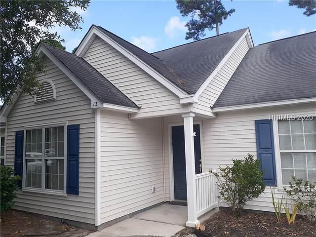13 Pine Ridge Drive, Bluffton, SC 29910 (MLS #405894) :: The Alliance Group Realty