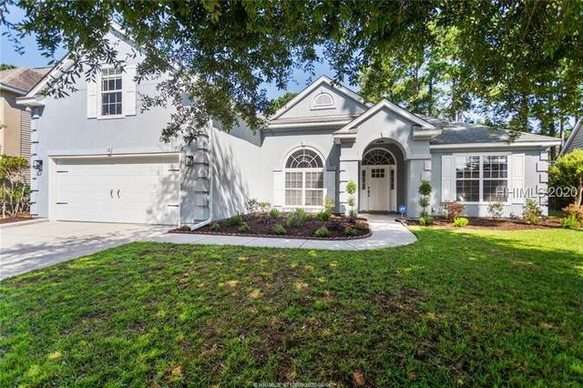 12 Aspen Hall Road, Bluffton, SC 29910 (MLS #405897) :: Judy Flanagan