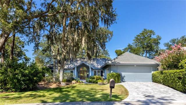 59 Old Fort Drive, Hilton Head Island, SC 29926 (MLS #405903) :: Southern Lifestyle Properties