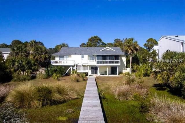 711 Bluefish Road, Fripp Island, SC 29920 (MLS #405936) :: Hilton Head Dot Real Estate