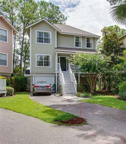 19 Pine Burr Road E #16, Hilton Head Island, SC 29926 (MLS #405970) :: Judy Flanagan