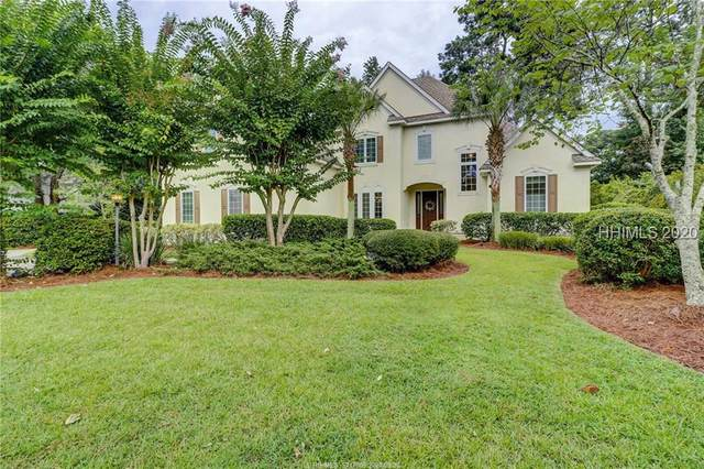 22 Cotesworth Place, Hilton Head Island, SC 29926 (MLS #405972) :: Schembra Real Estate Group