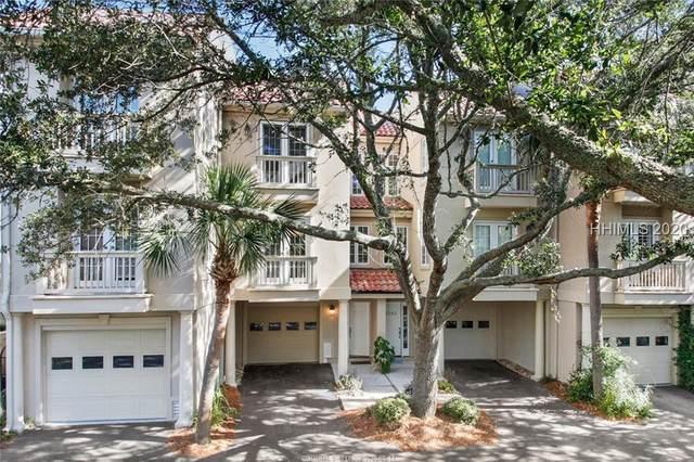 10 Newport Drive #3203, Hilton Head Island, SC 29928 (MLS #405977) :: Southern Lifestyle Properties