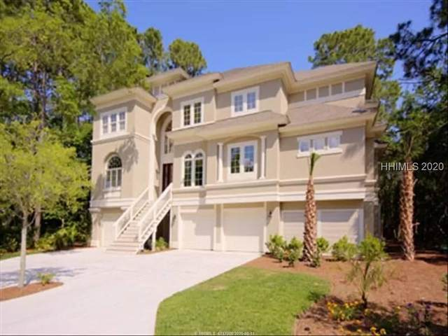 4 Surf Watch Way, Hilton Head Island, SC 29928 (MLS #406021) :: The Sheri Nixon Team