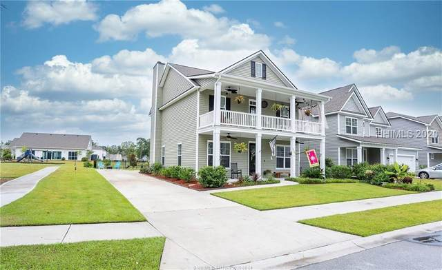 3925 Sage Drive, Beaufort, SC 29907 (MLS #406051) :: The Alliance Group Realty