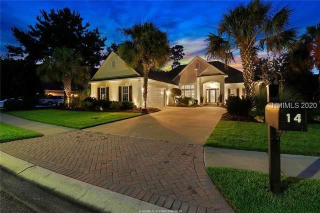 14 Gables Lane, Bluffton, SC 29910 (MLS #406061) :: Southern Lifestyle Properties