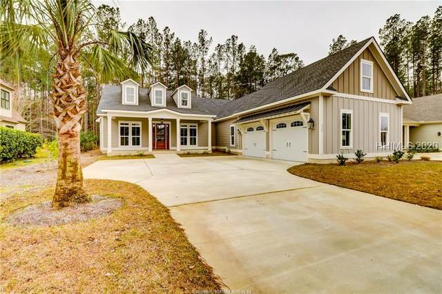 315 Hampton Lake Drive, Bluffton, SC 29910 (MLS #406075) :: Judy Flanagan