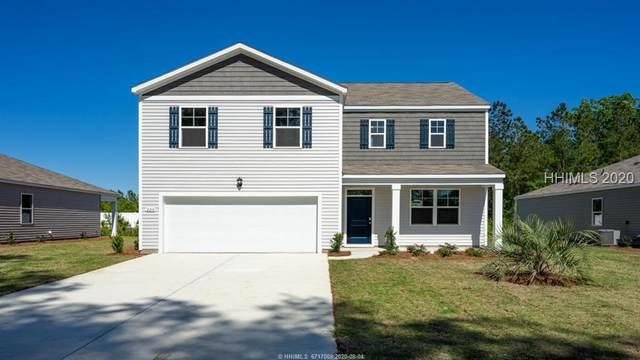 639 Hulston Landing Road, Bluffton, SC 29909 (MLS #406076) :: Judy Flanagan