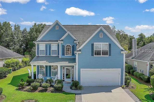 132 Colvin Dr, Bluffton, SC 29909 (MLS #406085) :: The Alliance Group Realty