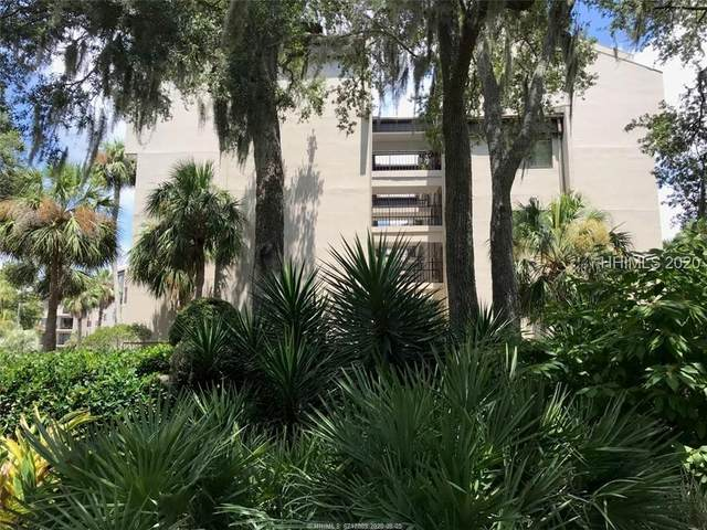10 S Forest Beach Drive #209, Hilton Head Island, SC 29928 (MLS #406112) :: The Alliance Group Realty