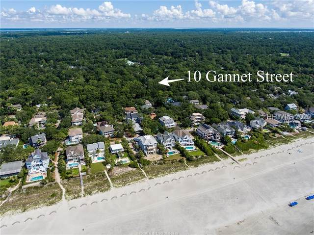 10 Gannet Street, Hilton Head Island, SC 29928 (MLS #406117) :: Southern Lifestyle Properties