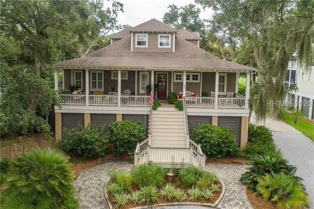 521 Remora Drive, Fripp Island, SC 29920 (MLS #406137) :: Hilton Head Dot Real Estate