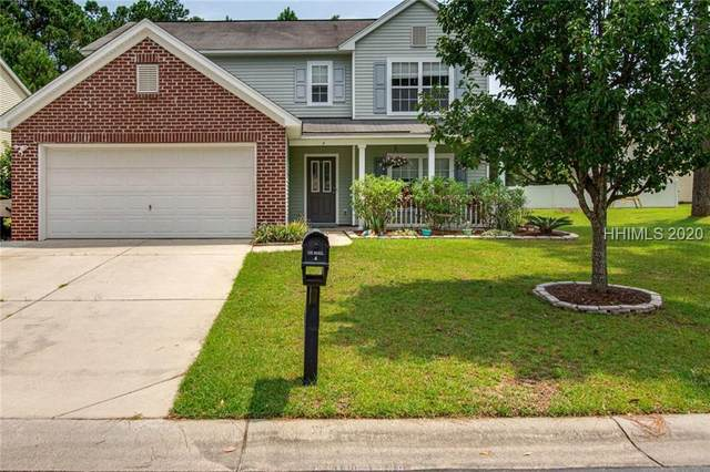 4 Woodland Hills Drive, Bluffton, SC 29910 (MLS #406184) :: The Sheri Nixon Team