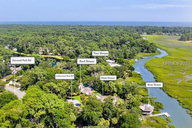 23 Baynard Park Road, Hilton Head Island, SC 29928 (MLS #406194) :: Hilton Head Dot Real Estate