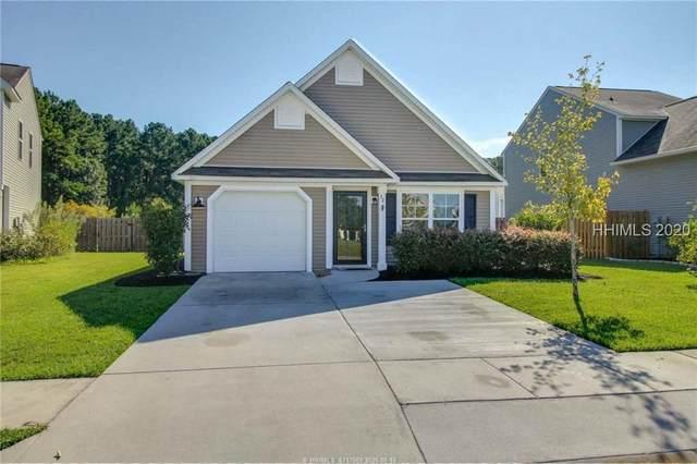 32 E Park Loop, Bluffton, SC 29910 (MLS #406227) :: Southern Lifestyle Properties