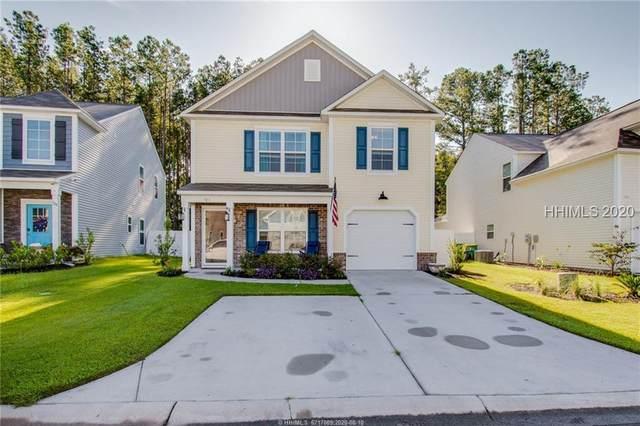 127 Scarlet Oak, Bluffton, SC 29910 (MLS #406233) :: Southern Lifestyle Properties
