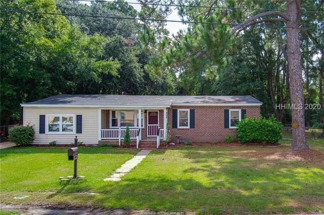 307 Burroughs Avenue, Beaufort, SC 29902 (MLS #406249) :: Hilton Head Dot Real Estate
