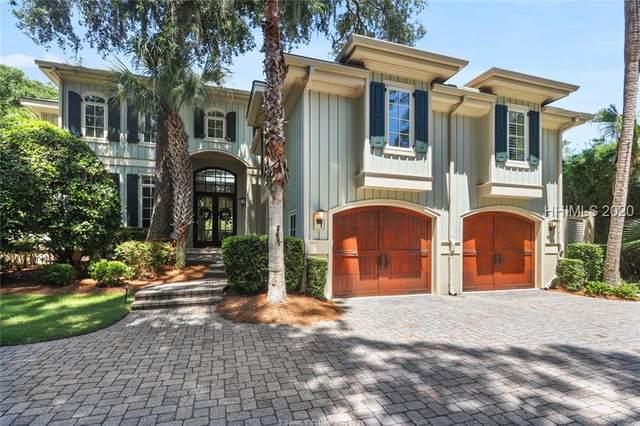 10 W Beach Lagoon Road, Hilton Head Island, SC 29928 (MLS #406270) :: Southern Lifestyle Properties