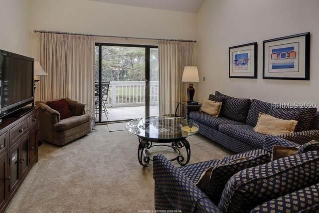 100 Colonnade Road #152, Hilton Head Island, SC 29928 (MLS #406273) :: Southern Lifestyle Properties