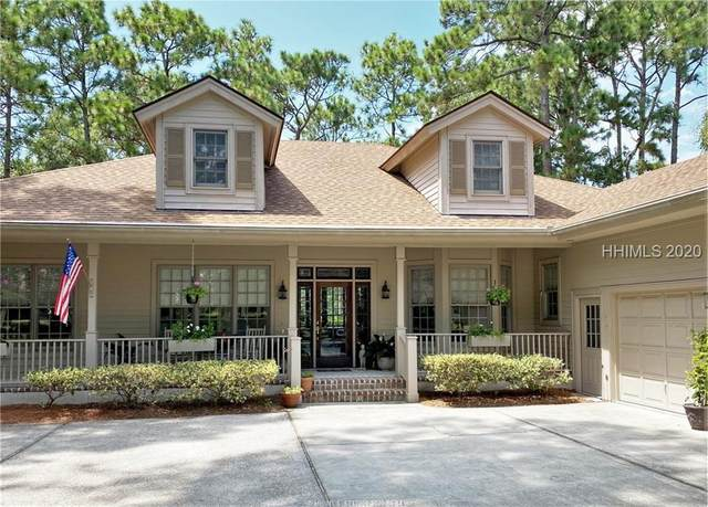 19 Eagle Claw Lane, Hilton Head Island, SC 29926 (MLS #406282) :: Southern Lifestyle Properties