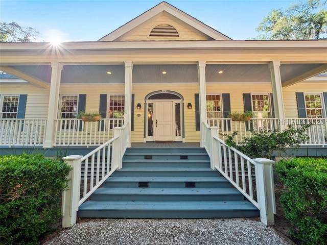 3 Night Heron Court, Daufuskie Island, SC 29915 (MLS #406294) :: The Alliance Group Realty