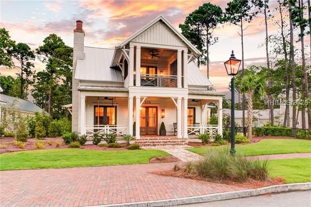 310 Waterfowl Road, Bluffton, SC 29910 (MLS #406300) :: Hilton Head Dot Real Estate
