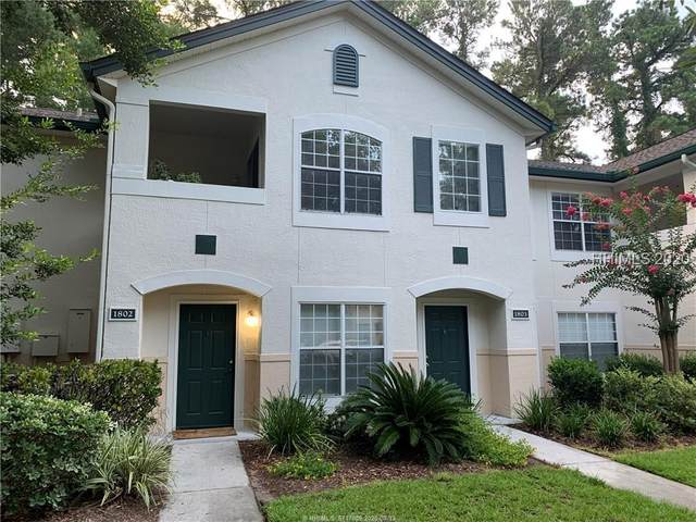 897 Fording Island Road #1803, Bluffton, SC 29910 (MLS #406308) :: Collins Group Realty