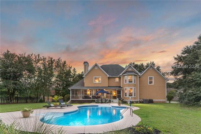 6 Pond View Court, Bluffton, SC 29910 (MLS #406313) :: Southern Lifestyle Properties
