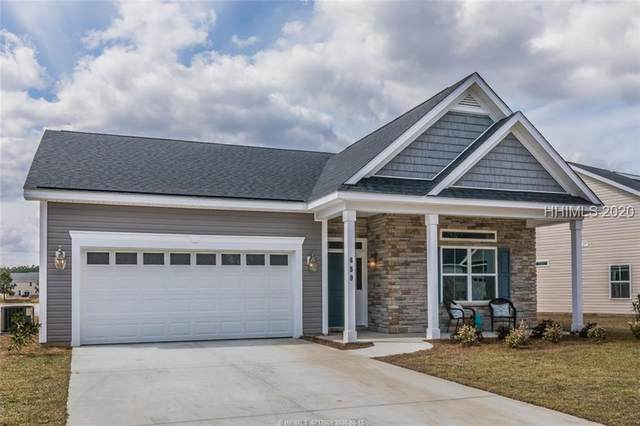 334 Fort Sullivan Drive, Hardeeville, SC 29927 (MLS #406325) :: Coastal Realty Group
