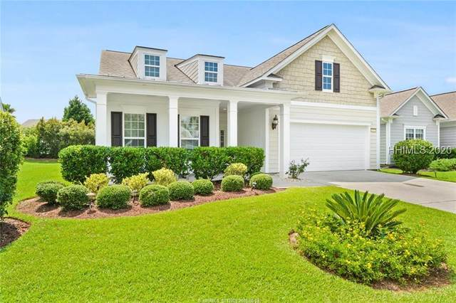 577 Havenview Lane, Bluffton, SC 29909 (MLS #406342) :: The Coastal Living Team
