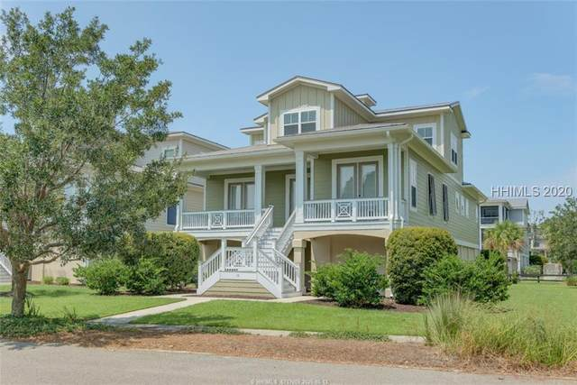 10 Hackney Pony Lane, Hilton Head Island, SC 29926 (MLS #406387) :: Hilton Head Dot Real Estate