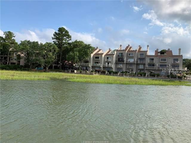 90 Helmsman Way 205B, Hilton Head Island, SC 29928 (MLS #406388) :: Hilton Head Dot Real Estate