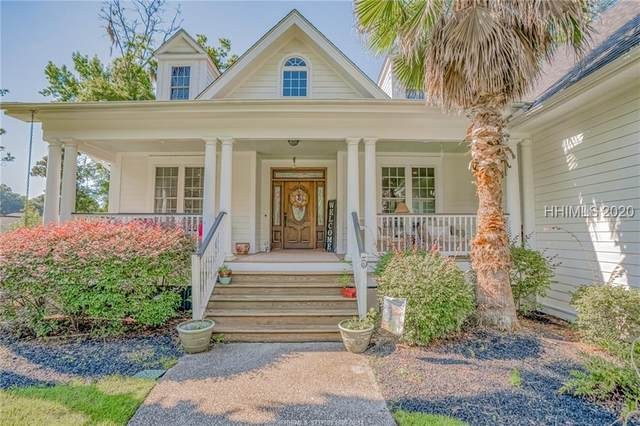 5 Tabby Road, Beaufort, SC 29902 (MLS #406390) :: Judy Flanagan