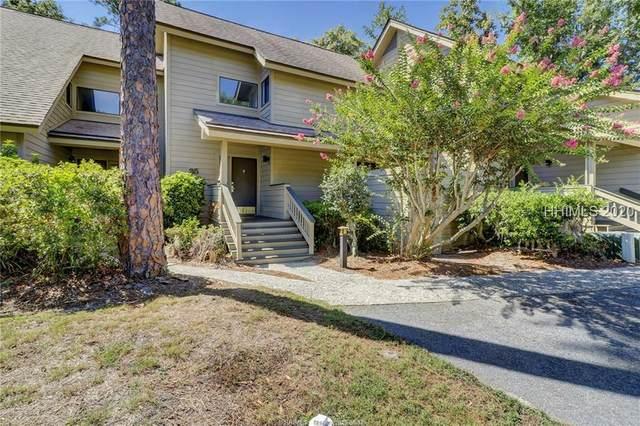 25 Carnoustie Road #35, Hilton Head Island, SC 29928 (MLS #406393) :: Southern Lifestyle Properties