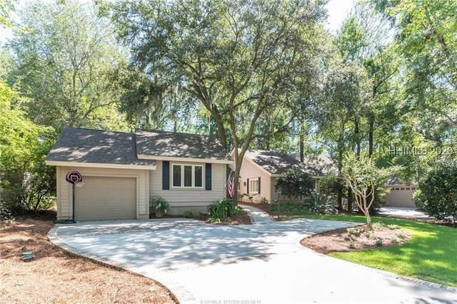 4 Deerfield Court, Hilton Head Island, SC 29926 (MLS #406417) :: Southern Lifestyle Properties